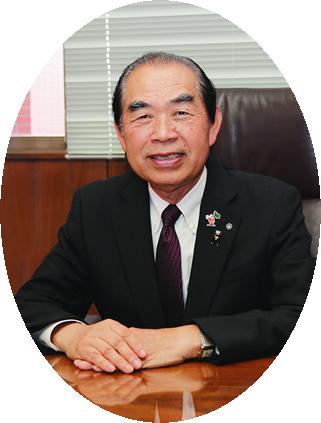 菊陽町長 後藤三雄