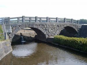 11上津久礼眼鏡橋